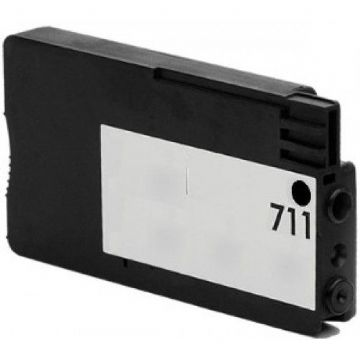 Black HP Refurbished 711 Ink Cartridge - (CZ129A)